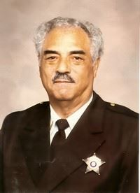 Sheriff James Bowman portrait