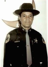 Sheriff Harmon White portrait