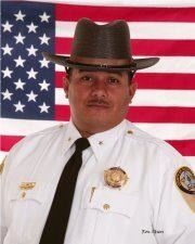 Sheriff Javier J Smith portrait